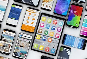 300x205 Mobile device