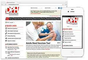 300x205 Public Health Website