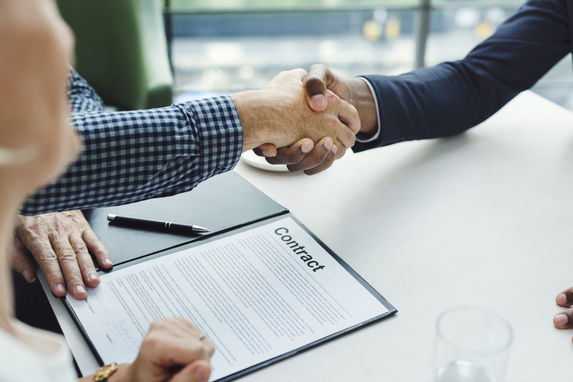 Indonesian Contract Translation Services