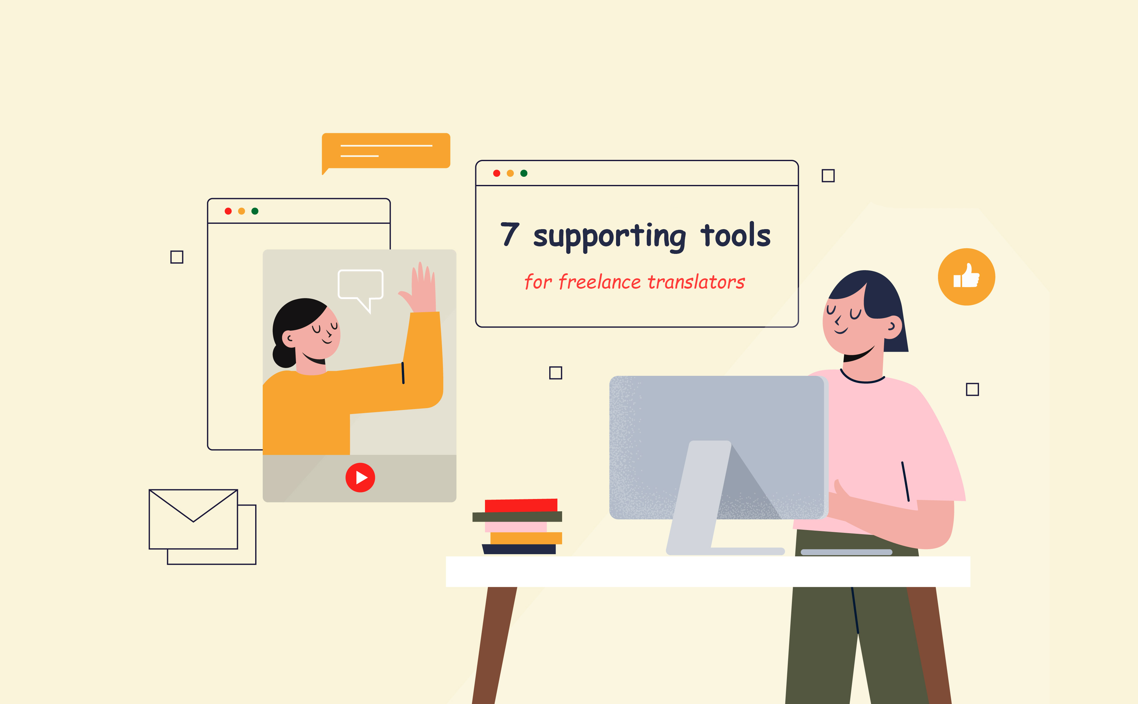 7 powerful supporting tools for translators
