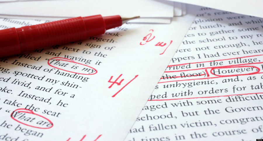 Proofreading tools or professional proofreaders