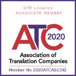 GTE Localize membership
