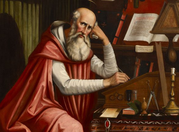 Saint Jerome - The guardian of the translation profession